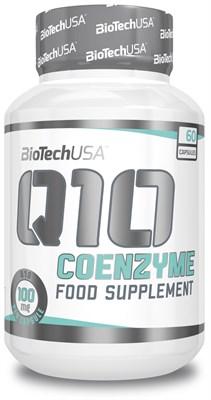 BioTech USA Q10 Coenzyme (60капс) - фото 5923
