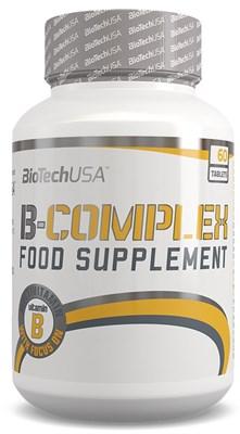 BioTech USA B-Complex (60таб) - фото 5928