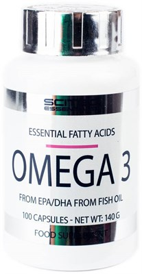 Scitec Nutrition Omega 3 (100капс) - фото 5935