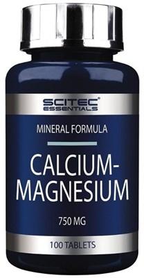 Scitec Nutrition Calcium Magnesium (100таб) - фото 5936