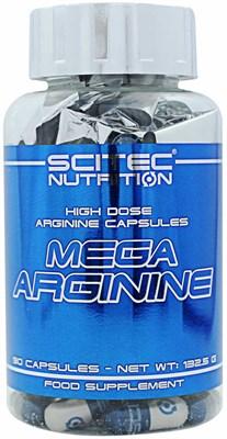 Scitec Nutrition - Mega Arginine (90капс) - фото 5942