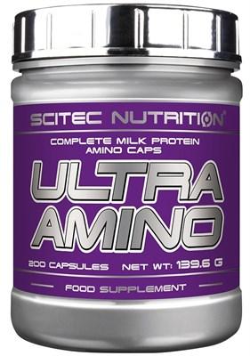 Scitec Nutrition Ultra Amino (200капс) - фото 5943