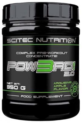 Scitec Nutrition Pow3rd! 2.0 (350гр) - фото 5947