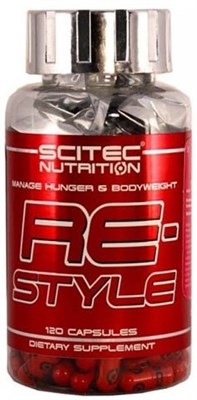 Scitec Nutrition - ReStyle (120капс) - фото 5951