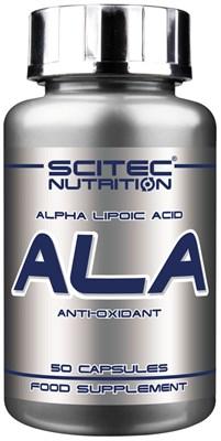 Scitec Nutrition - ALA (50капс) - фото 5956