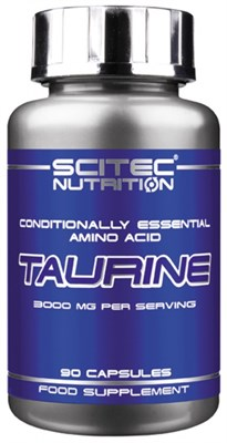 Scitec Nutrition Taurine (90капс) - фото 5959