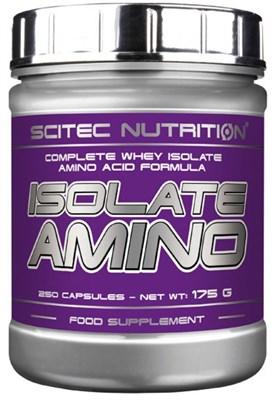 Scitec Nutrition Isolate Amino (250капс) - фото 5963
