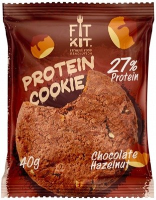 Fit Kit Protein Cookie (40гр) - фото 5970