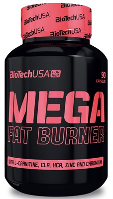 BioTech USA Mega Fat Burner for Her (90таб) - фото 5973