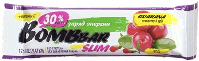 BOMBBAR Slim Protein Bar (35гр) - фото 6002
