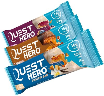 Quest Nutrition - Quest Hero Protein Bar (60гр) - фото 6003