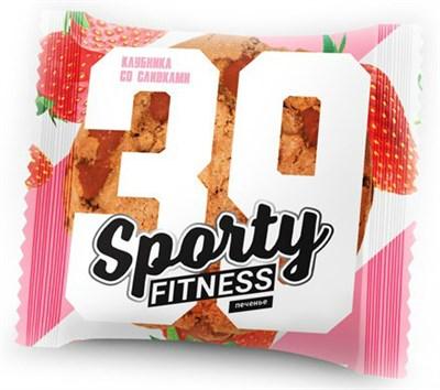 Sporty Fitness Печенье (60гр) - фото 6023