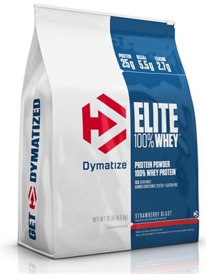 Dymatize Elite Whey Protein (4540гр) - фото 6027
