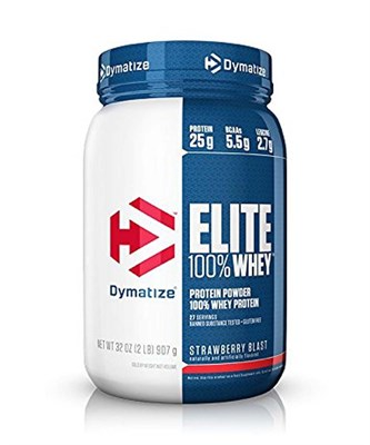 Dymatize Elite Whey Protein (907г) - фото 6029