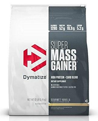 Dymatize Super Mass Gainer (5443гр) - фото 6030