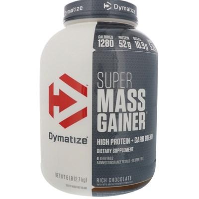 Dymatize Super Mass Gainer (2720гр) - фото 6033