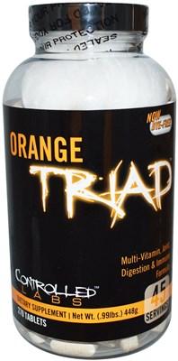 Controlled Labs - Orange Triad (270таб) - фото 6048