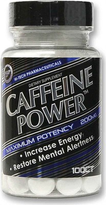 Hi-Tech Pharmaceuticals - Caffeine Power (100таб) - фото 6052