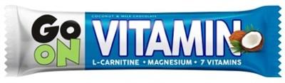 GO ON Nutrition Vitamin bar (50гр) - фото 6055
