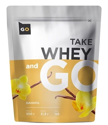 Take and Go Whey (900гр) - фото 6059