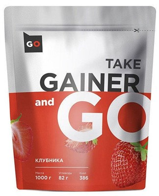 Take and Go Gainer (1000гр) - фото 6060