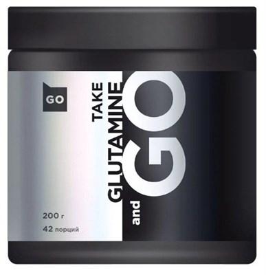 Take and Go Glutamine (200гр) - фото 6064
