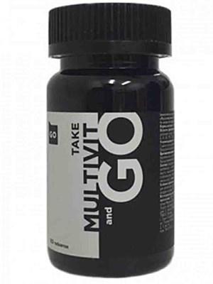 Take and Go MultiVit (60таб) - фото 6066