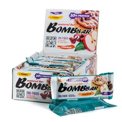 BOMBBAR Protein Bar (20x60гр) - фото 6068