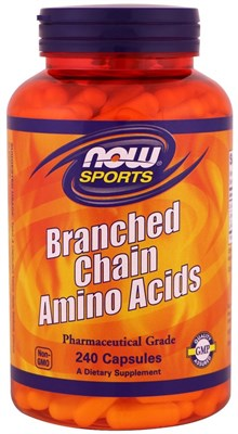NOW - Branch-Chain Amino (240капс) - фото 6099
