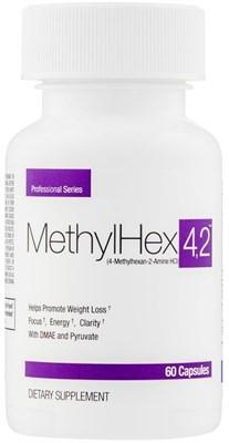 SEI Nutrition MethylHex 4.2 (60капс) - фото 6108