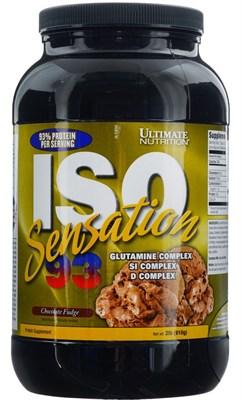 Ultimate Nutrition - ISO Sensation (910гр) - фото 6111