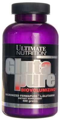 Ultimate Nutrition - Glutapure (400гр) - фото 6113