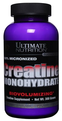 Ultimate Nutrition Creatine Monohydrate (300гр) - фото 6115