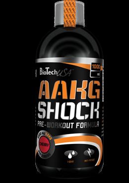BioTech USA - AAKG Shock Extreme (1000мл) - фото 6117