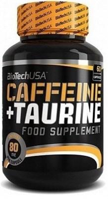 BioTech USA Caffeine + Taurine (60капс) - фото 6119