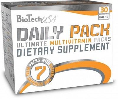 BioTech USA Daily Pack (30пак) - фото 6121