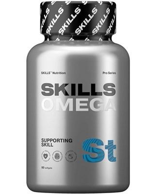 Skills Nutrition Skills Omega 3 1000mg (90капс) - фото 6131