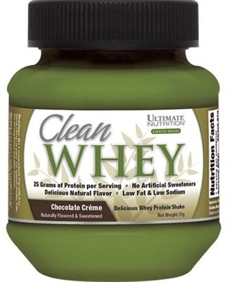 Ultimate Nutrition Clean Whey (1 порция) пробник - фото 6137