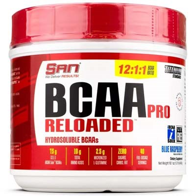 SAN BCAA-Pro Reloaded (456гр) - фото 6144