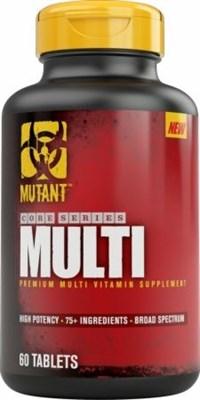 Mutant Core Series Multi Vitamin (60таб) - фото 6147