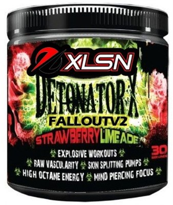 Xcel Sports Nutrition Detonator X Fallout V2 (378гр) - фото 6162