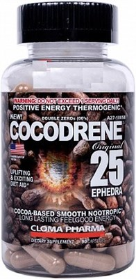 Cloma Pharma - Cocodrene (90капс) - фото 6198
