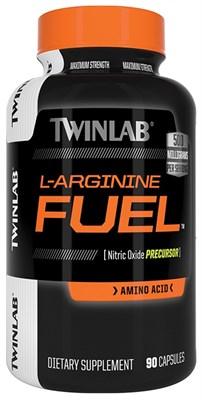 Twinlab L-Arginine Fuel (90капс) - фото 6222