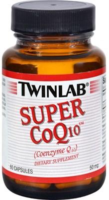 Twinlab Super CoQ10 (60капс) - фото 6224
