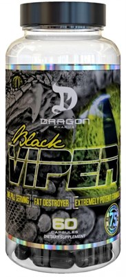 DragonPharmaLabs - Black Viper (60капс) - фото 6225