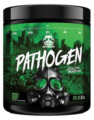 Outbreak Nutrition Pathogen (331гр) - фото 6255