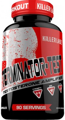 Killer Labz - Terminator Test (90капс) - фото 6256