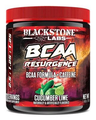 Blackstone Labs - BCAA Resurgence + Caffeine (210гр) - фото 6274
