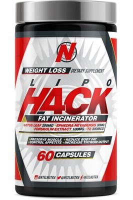 Ntel Pharma Lipo Hack (60капс) - фото 6275