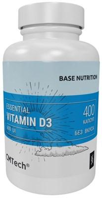 CMTech Vitamin D3 600UI (400капс) - фото 6289
